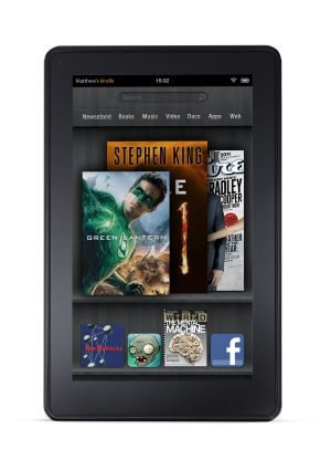 Kindle Fire Amazon gagnerait Hexagone 27 mars
