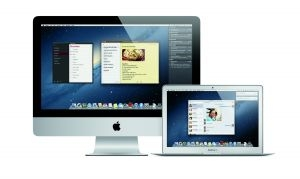 Le nouveau syst�me d'exploitation d'Apple : Mac OS X Mountain Lion.