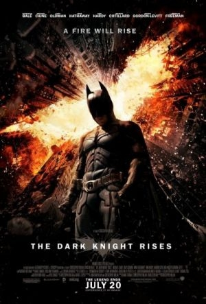 Barometre Twitter The Dark Knight Rises
